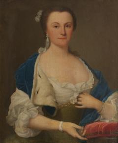 Lucy Young (1723-1773). Echtgenote van William Henry van Nassau-Zuylensteyn, vierde Graaf van Rochford