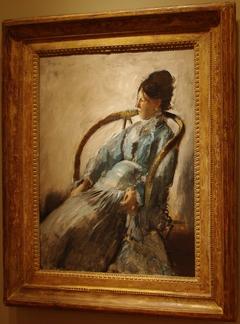 Madame de Nittis