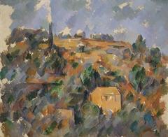 Maisons sur la colline, Provence (Houses on the Hill)