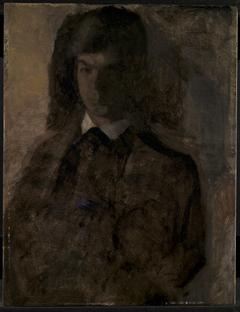 Maleren Svend Hammershøi, kunstnerens broder