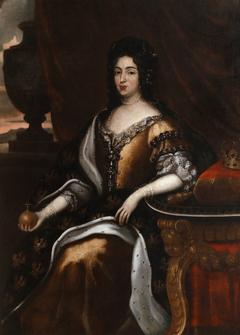 Marie Casimire Louise de La Grange d'Arquien