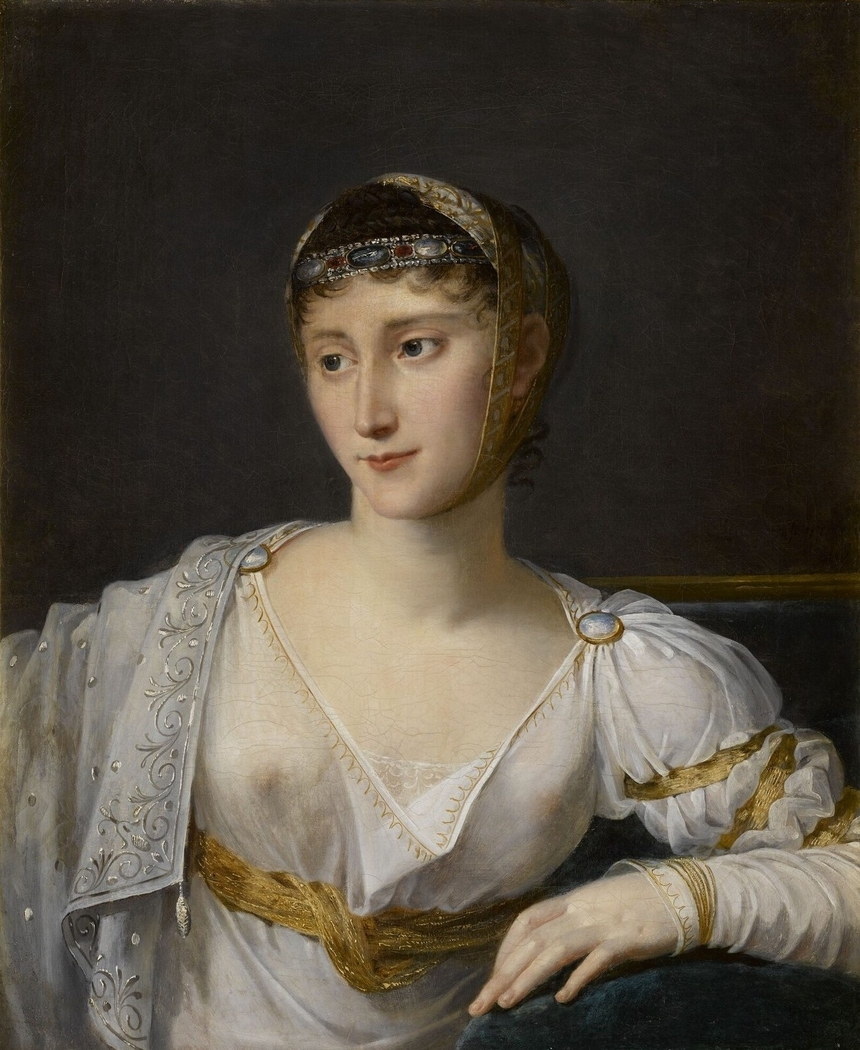 Marie-Pauline Bonaparte, princesse Borghese, duchesse de Guastalla (1780-1825)