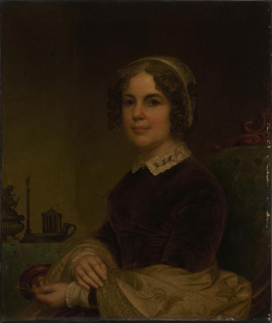 Mrs. Augustus Russell Street (Caroline Mary Leffingwell)(1790-1877)