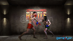 Multiplayer – 3D iOS Mobile MMA fight Game Development by Gameyan Game Art Design Brisbane, Australia