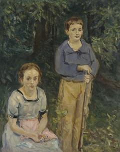 Nina und Wolfgang Slevogt