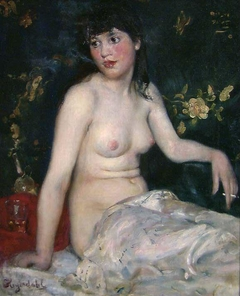 Nude with a Cigarette