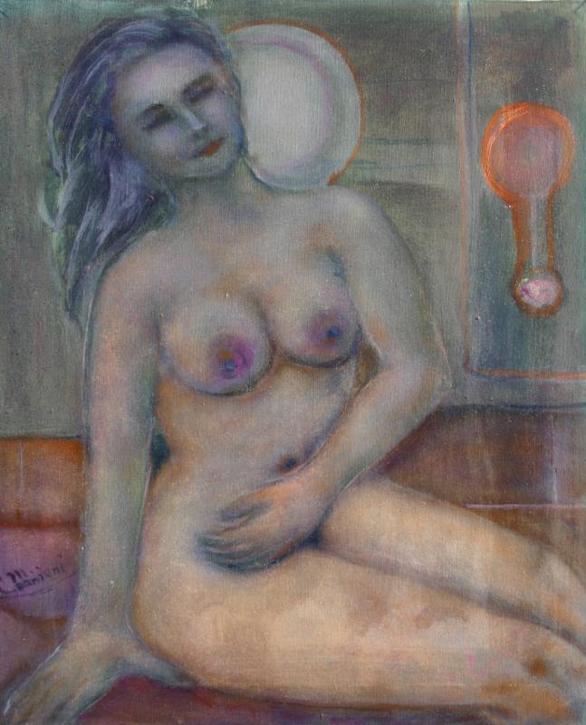 Nudo in Rosa