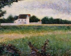 Paysage d'Ile de France