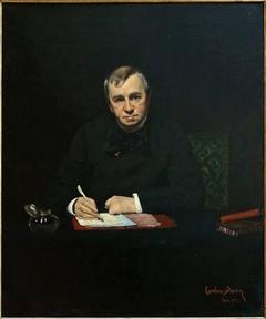 Portrait d'Emile de Girardin, journaliste et homme politique