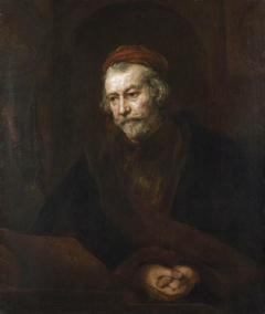Portrait of a Man as the Apostle Paul