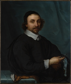 Portrait of a Man with a Watch