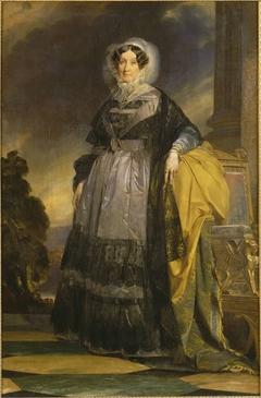 Portrait of Adélaide d'Orléans