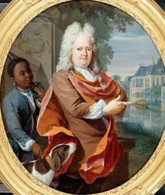 portrait of Adriaan van Bredehoff