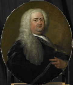 Portrait of Adriaen Paets, Director of the Rotterdam Chamber of the Dutch East India Company, elected 1734