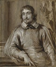 Portrait of Alessandro Scaglia (grisaille)