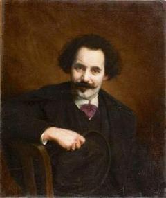Portrait of Alexandre Mischkind