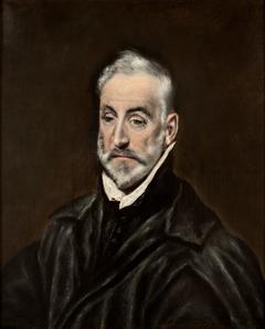 Portrait of Antonio Covarrubias