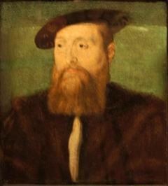 portrait of Count de Nanteuil