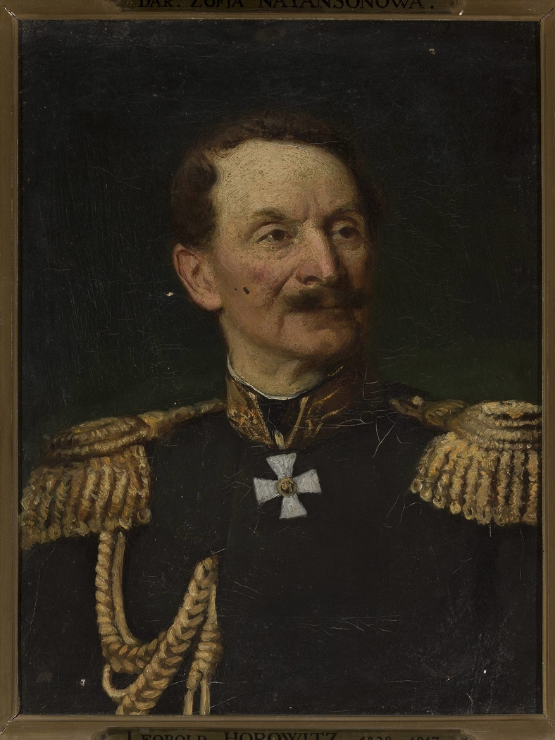 Portrait of count Friedrich Berg (1790–1874), Russian general, viceroy of the Kingdom of Poland