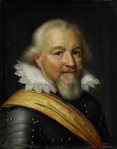 Portrait of Count Jan VII of Nassau-Siegen, known as de Middelste
