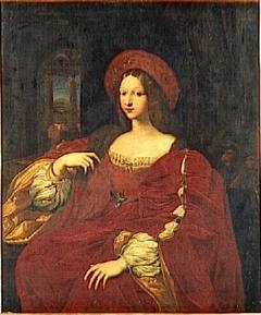 Portrait of Dona Isabel de Requesens
