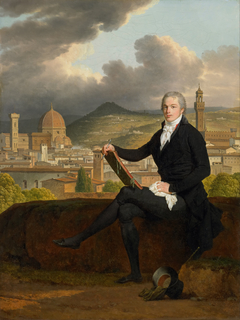 Portrait of Dr. Thomas Penrose
