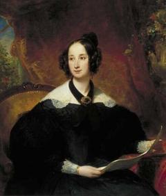 Portrait of Elizabeth Margaretha Craeyvanger-Swillens
