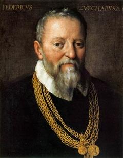 Portrait of Federico Zuccari