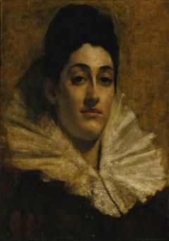 Portrait of Frances C. Houston