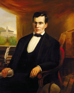 Portrait of Freeman Cary