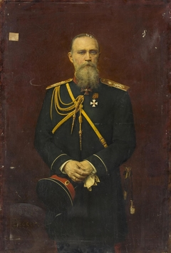 Portrait of General Mikhail Chertkov