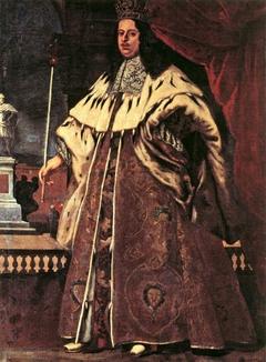 Portrait of Grand Duke Cosimo III de' Medici
