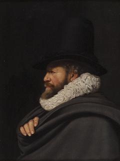 Portrait of Hendrick de Keyser
