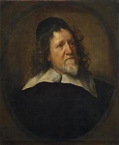 Portrait of Inigo Jones (1573-1652)