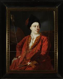 Portrait of Jean Baptiste Forest (1635–1712), painter
