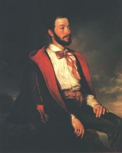 Portrait of Kristóf Hegedűs