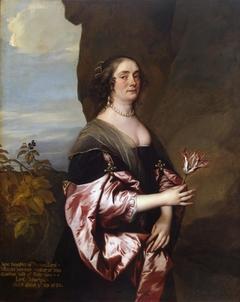 Portrait of Lady Jane Goodwin