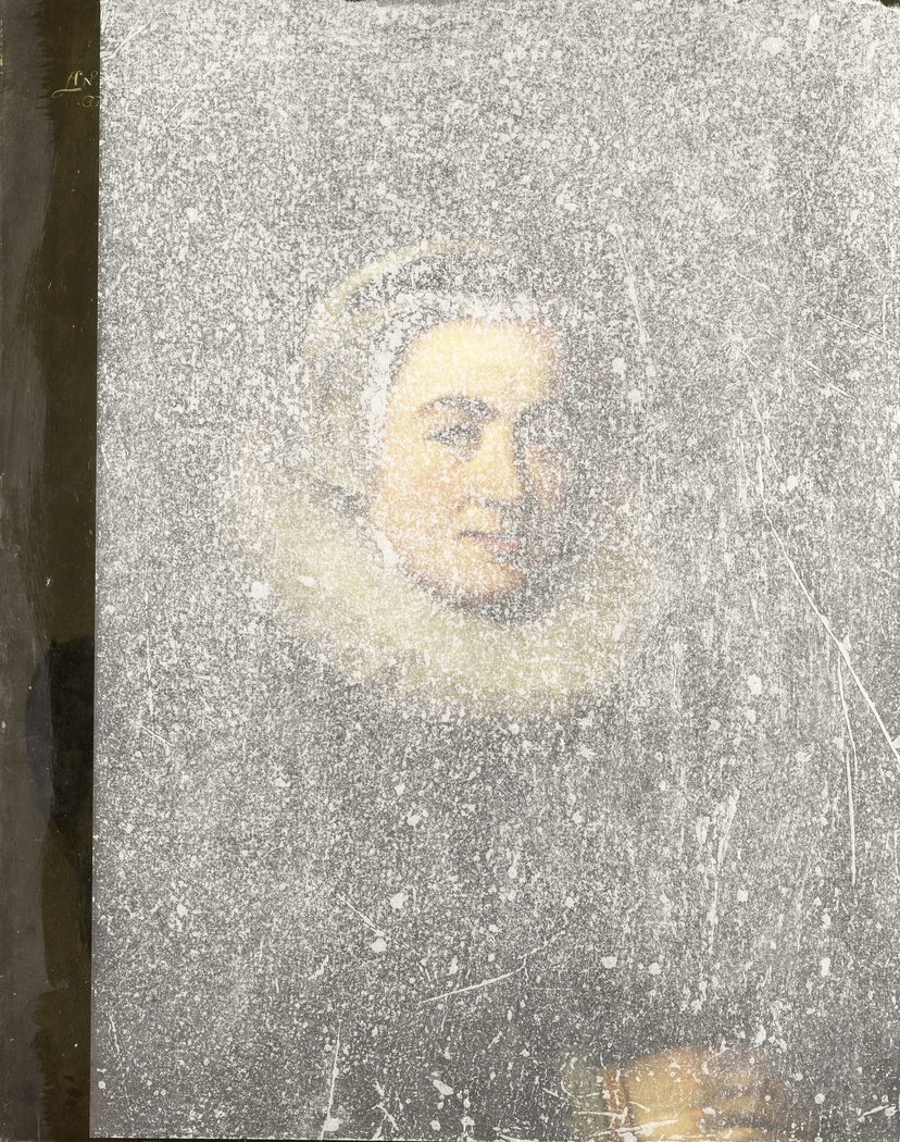 Portrait of Lucretia Pellicorne, Wife of Gualtero del Prado