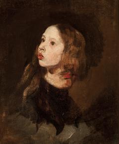 Portrait of Maria Michałowska