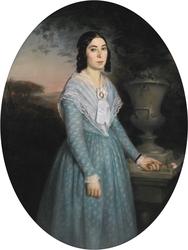 Portrait of Marie-Célina Brieu