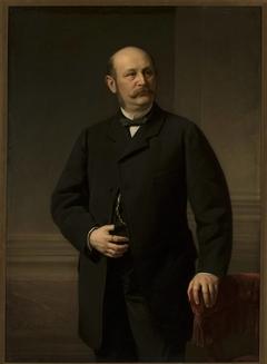 Portrait of Maurycy Brauman