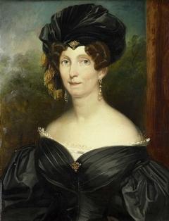 Portrait of Petronella de Lange, Wife of Theodorus Frederik van Capellen