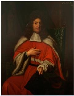 Portrait of Sir Thomas Rokeby