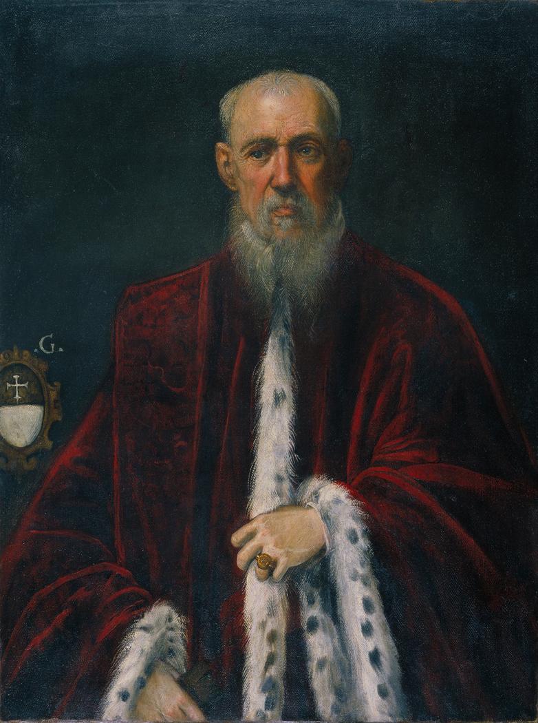 Portrait of the Procurator Alessandro Gritti