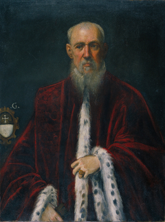 Portrait of the Procurator Alessandro Gritti