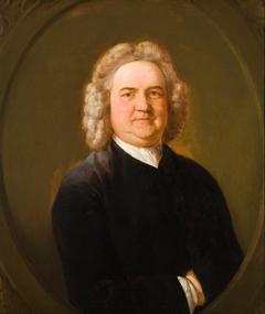 Portrait of Thomas Chubb
