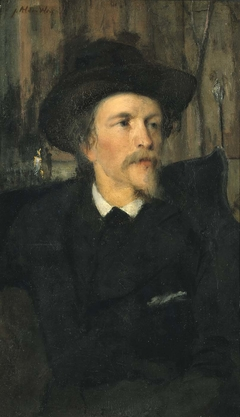 Portrait of Wyatt Eaton