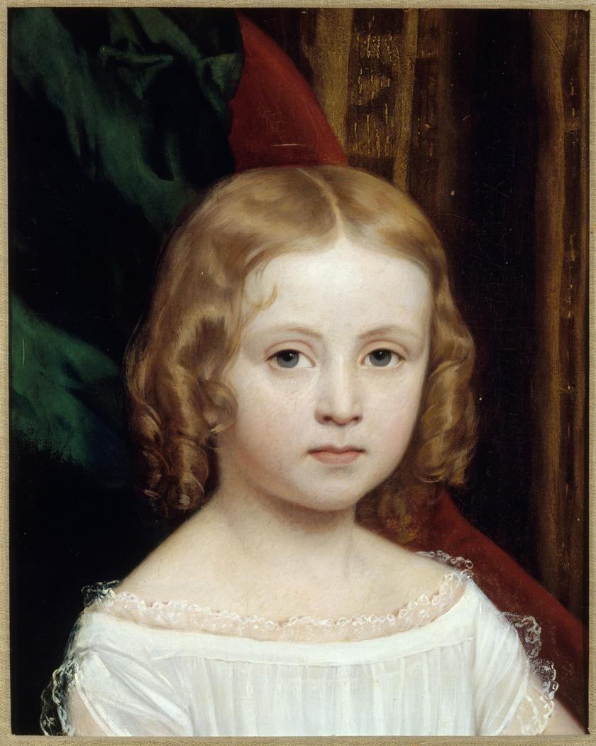 Portrait présumé de Jeanne Scheffer