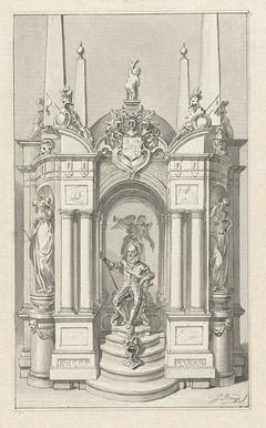 Praalgraf van Willem I, prins van Oranje-Nassau