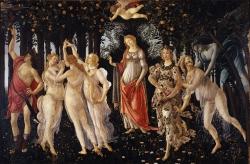 Primavera or Allegory of Spring